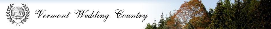 Vermont Wedding Country Logo